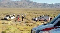 قاچاق انسان جان 2 نفر را گرفت / در واژگونی خودرو در اردستان 10 نفر مصدوم شدند + عکس