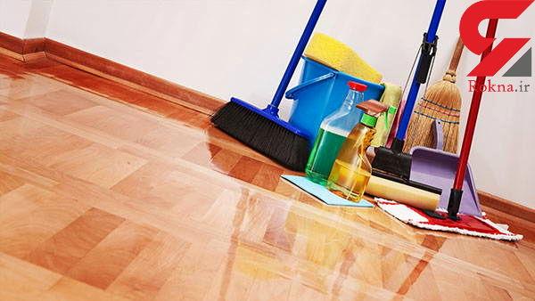 مزایای کارهای خانگی برای سلامتی بدن