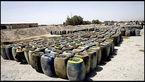 ۴۳ هزار لیترسوخت قاچاق از دو دستگاه تانکر کشف شد