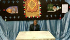 علی لاریجانی به مسجد حضرت ابالفضل قم رفت