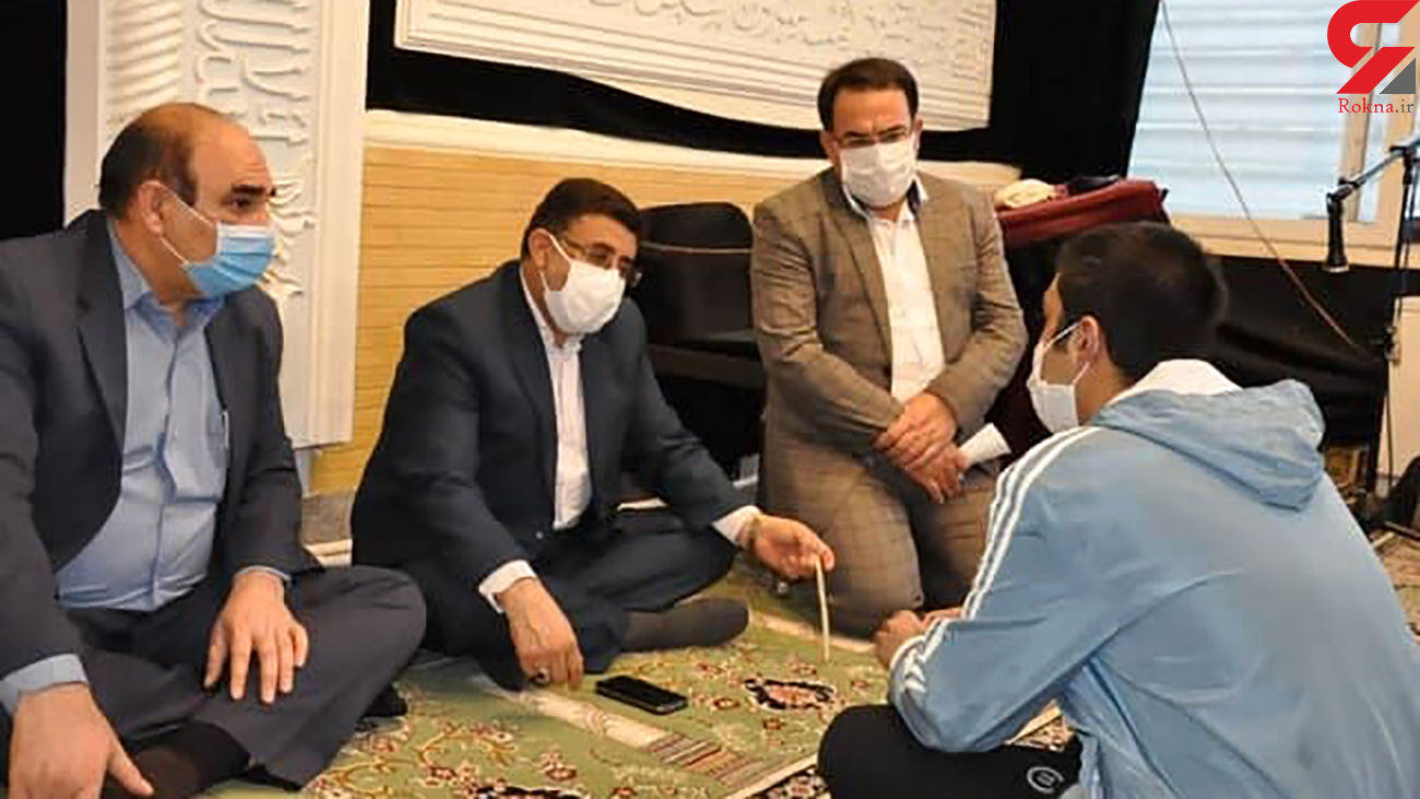شب نشینی مدیرکل زندانهای استان تهران در زندان اوین