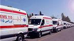 استقرار نیروهای اورژانس در 173 نقطه از پایتخت/ آمادهباش 1000 نیروی اورژانس