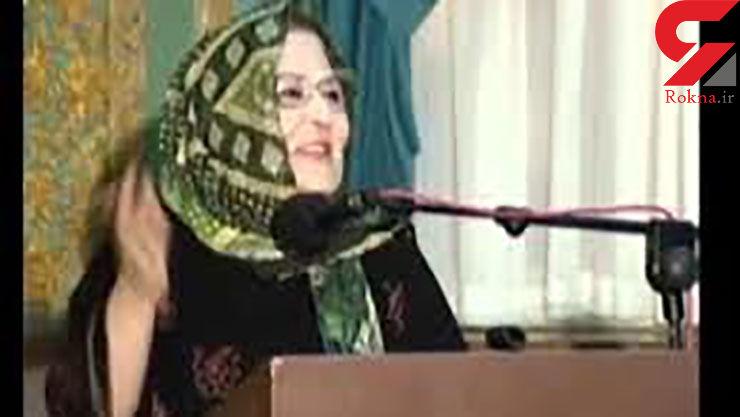 بازیگر زن معروف سینمای ایران درگذشت+ عکس