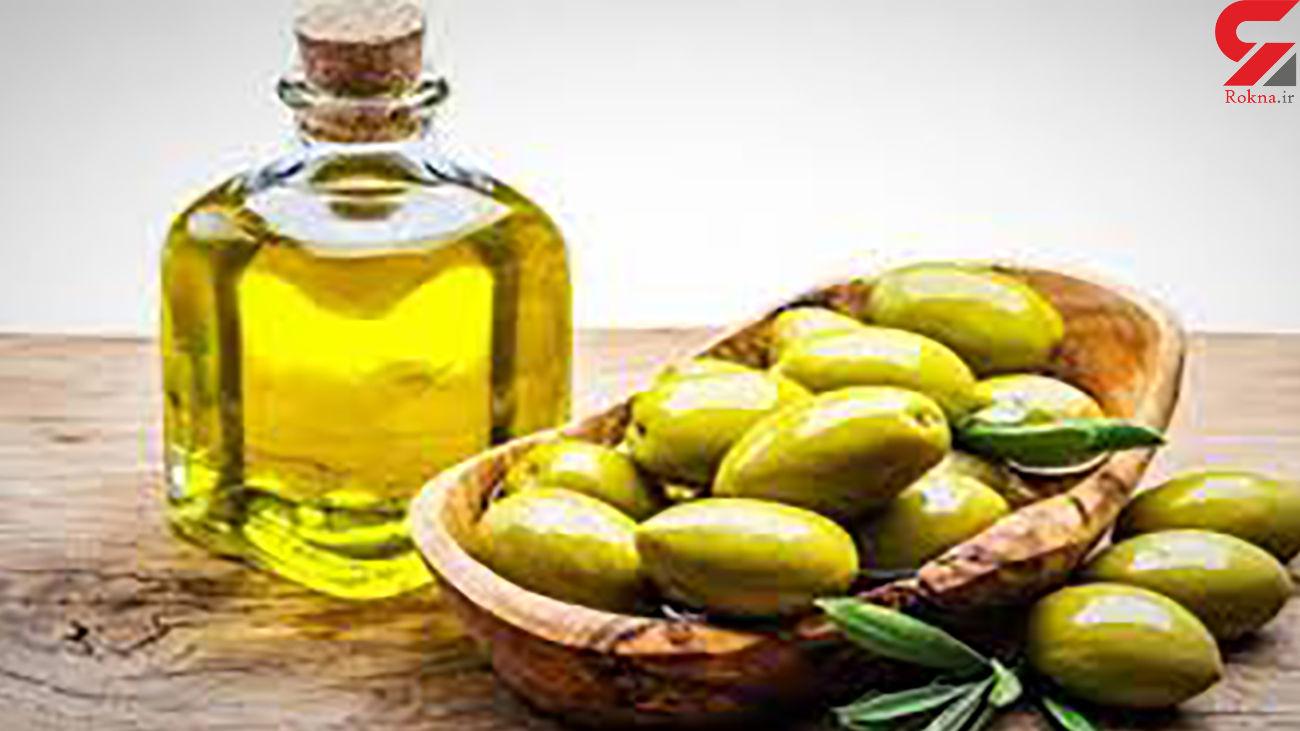 کاهش  درد و التهاب با روغن زیتون