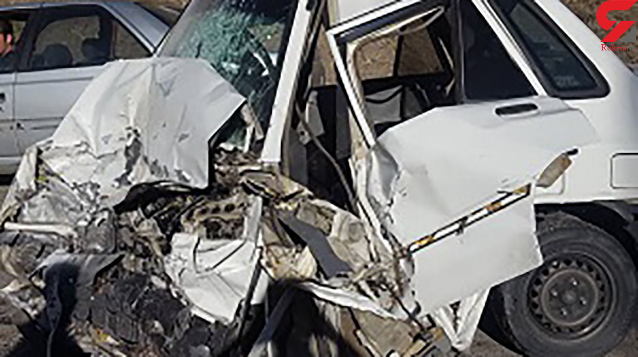 تصادف مرگبار در اردبیل / 8 کشته و مصدوم در تصادف خونین