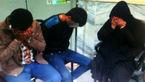 نوعروس را از مقابل شوهرش ربودند/ پلیس یک زن و 2 مرد را بازداشت کرد +عکس