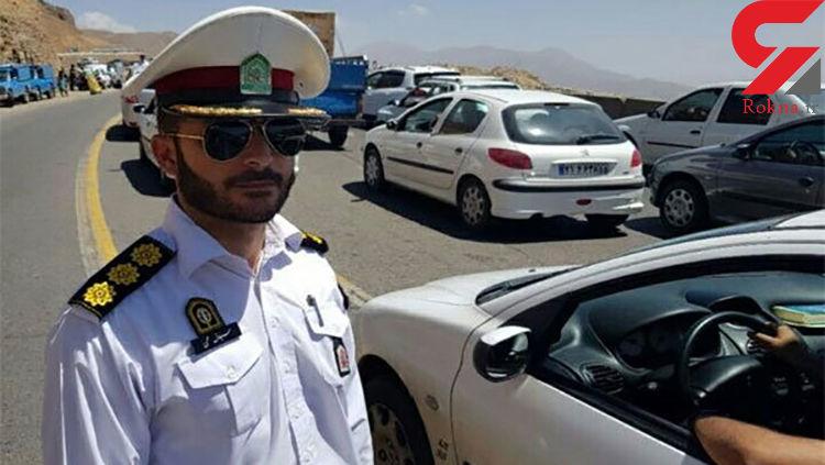 ممنوعیت تردد از رودهن به آمل در روز جمعه