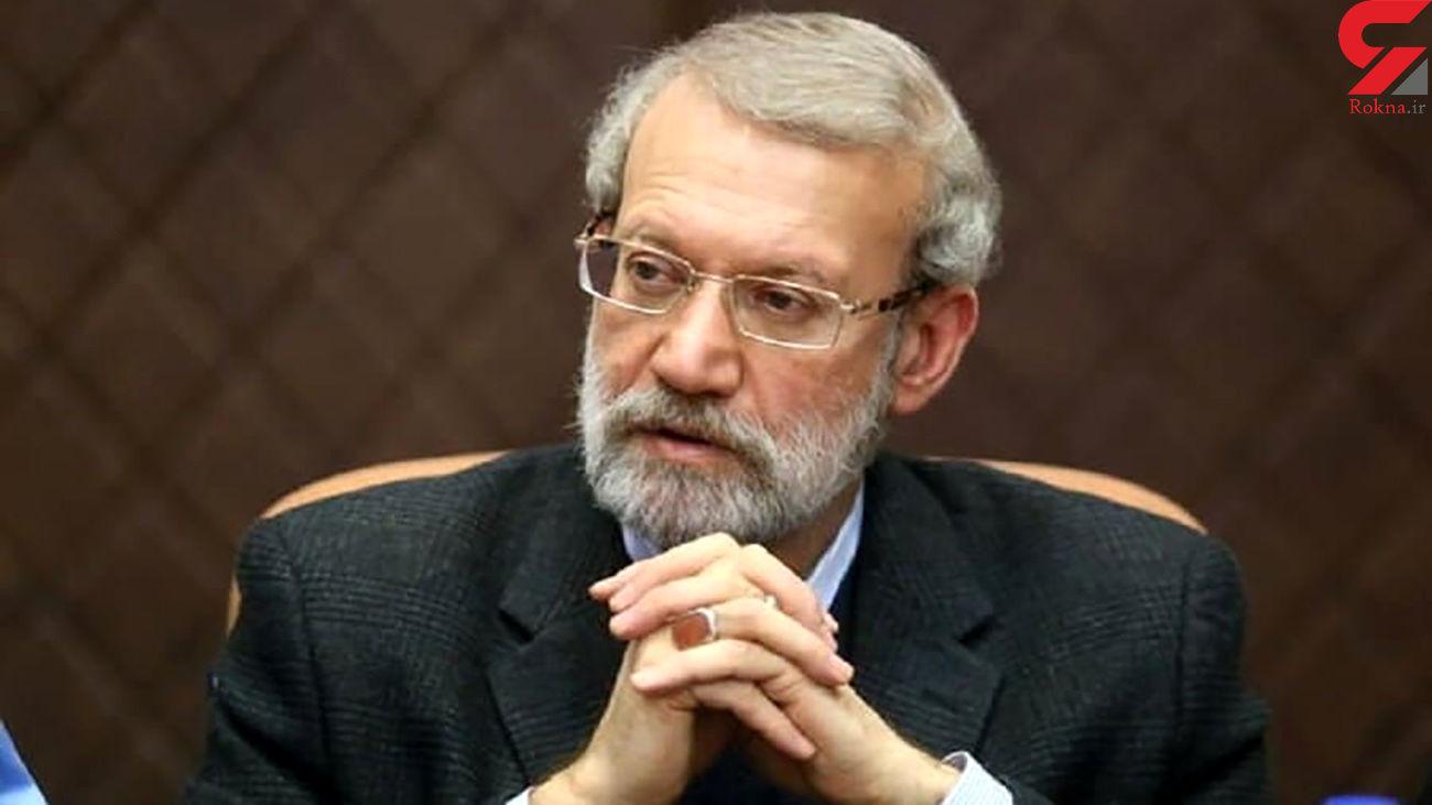 نامزدی لاریجانی برای انتخابات 1400در هفته های آینده اتفاق می افتد