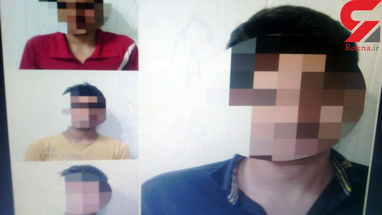 این 4 مرد عجیب ترین دزدی ها را رقم زدند  +عکس