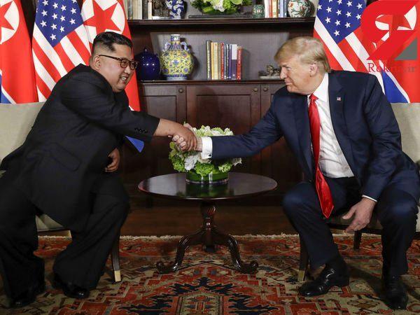 رهبر کره شمالی خواستار دیدار دوباره با رئیس جمهوری آمریکا شد