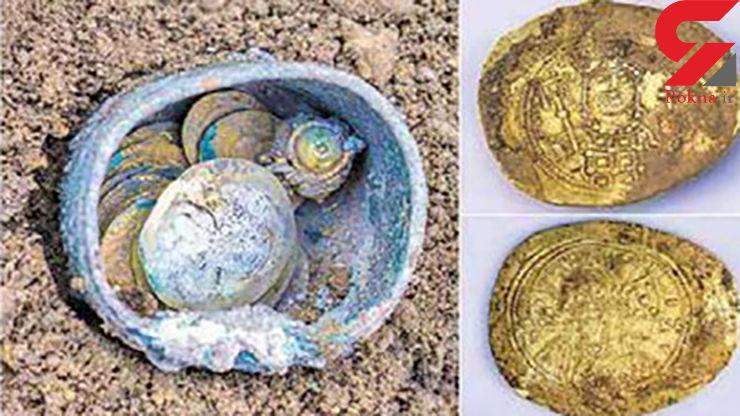 کشف سکههای ۹۰۰ ساله در بیت المقدس