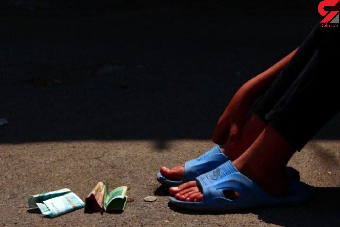 ماجرای گدای میلیاردر که پلیس قزوین را تهدید به قتل می کرد