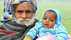 این مرد در 96 سالگی صاحب بچه شد /  پیرترین پدر جهان را بشناسید +عکس