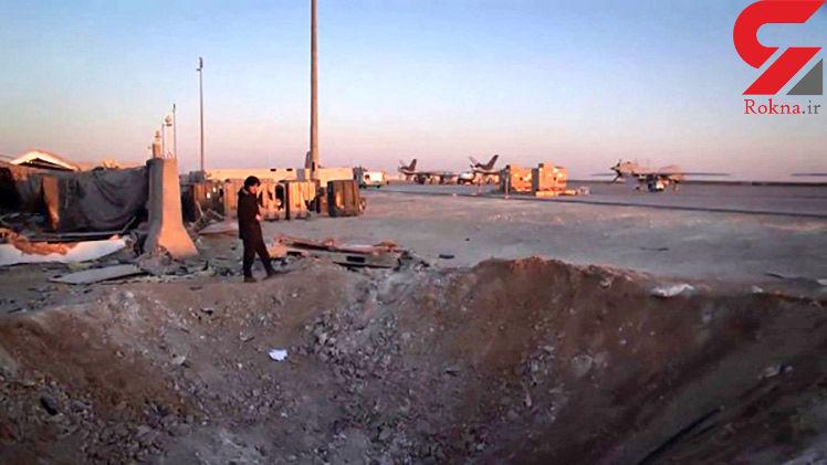 ۶ اعتراف مهم  در گزارش ۶ دقیقهای بی بی سی از حمله موشکی سپاه به عینالاسد + فیلم