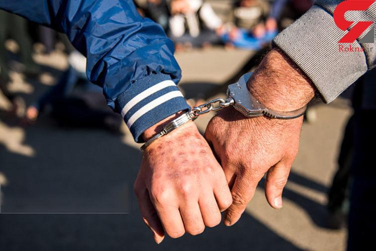دستگیری ۲ گروه متخلف زیست محیطی در لرستان