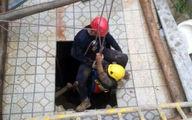 نجات جان زن 70  ساله اراکی از داخل چاه