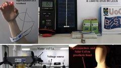 باتری های کاغذی خورشیدی با گرافن تولید شد