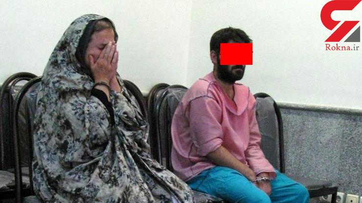 تازه داماد تهرانی راز وحشتناک زنش با شوهر سابقش را فهمید + عکس