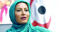 فریبا نادری با  حجابی متفاوت از همیشه + عکس
