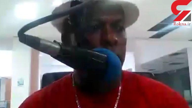 شلیک مرگبار در برنامه زنده تلویزیون+ عکس و جزئیات