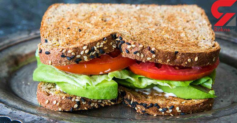 خوشمزه ترین ساندویچ آووکادوی خانگی+دستور تهیه