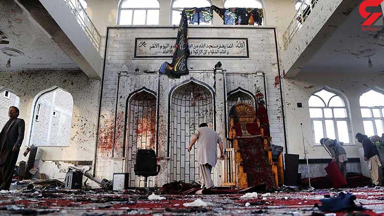 13 کشته و زخمی در حمله به مسجد افغانستان