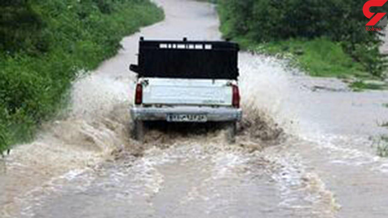 سیلاب هولناک آذربایجان شرقی را زیر و رو کرد
