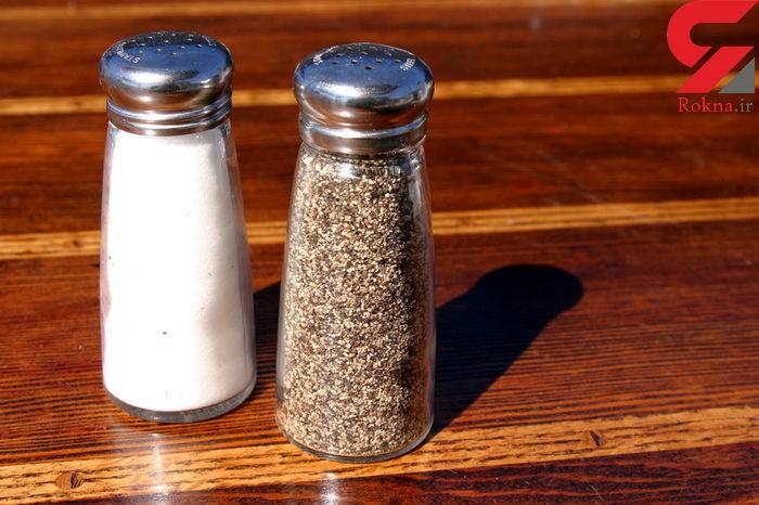 چرا باید ادویه های تند را جایگزین نمک کرد؟