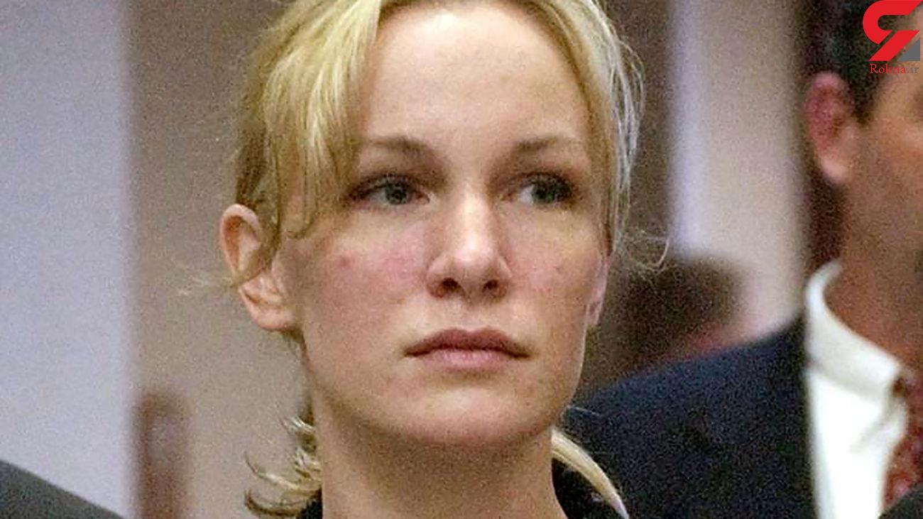 قتل شوهر توسط زن مو بلوند با 193 ضربه چاقو + عکس