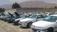 کشف 12 دستگاه وسیله نقلیه سرقتی در کردستان