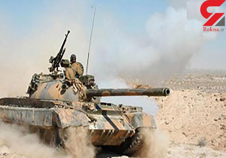 کشته شدن ۱۴۳ نفر از «مزدوران سوری» در لیبی
