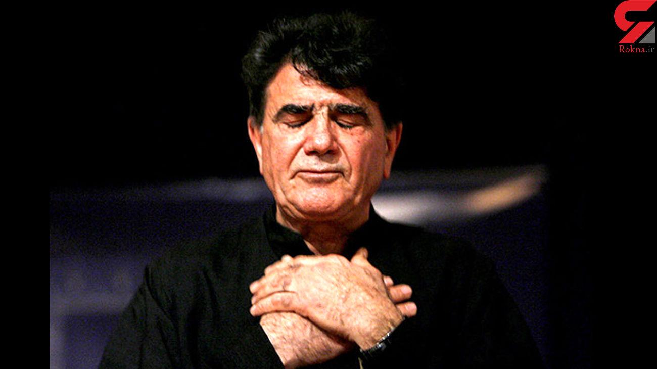 وصیتنامه استاد آواز ایران اعلام شد