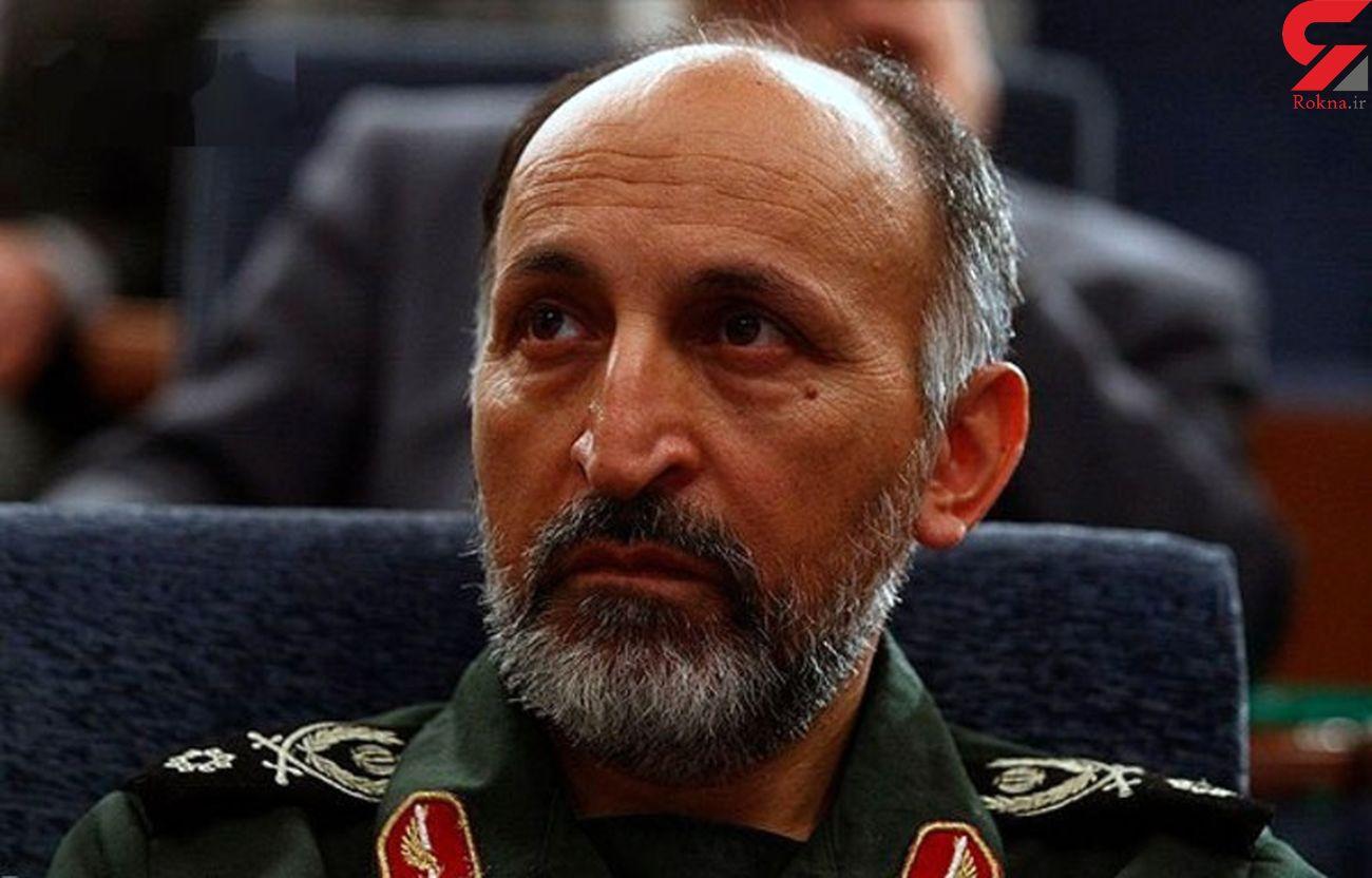 سردار حجازی، جانشین فرمانده نیروی قدس سپاه درگذشت + فیلم
