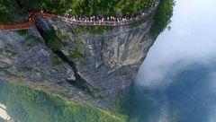 خطرناک ترین پل جهان
