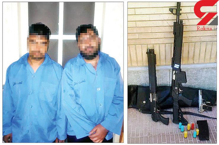 خوشحالی مردم مشهد به خاطر دستگیری یک شیطان