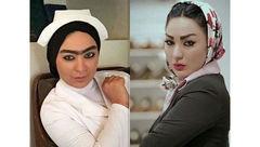این بازیگر زن ایرانی 3 بادیگارد جنجالی دارد + فیلم