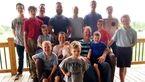 پانزدهمین فرزند این خانواده آن ها را به آرزویشان رساند + عکس
