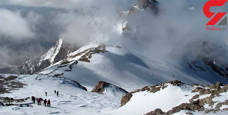 سیل جان ۳ جوان کوهنورد را گرفت