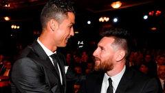 مسی به رونالدو رای داد، رونالدو به مودریچ!