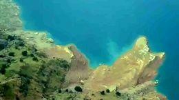 با دریاچه مصنوعی جنوب کشورمان آشنا شوید + فیلم