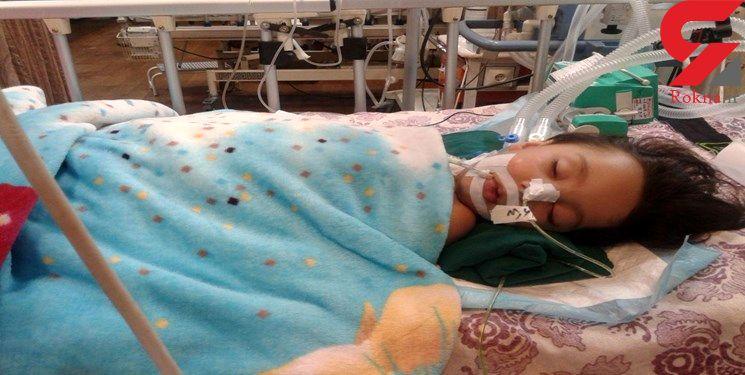 مرگ روناک کوچولو در اراک / در مطب پزشک چه گذشت؟ + عکس تلخ