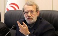 لاریجانی: مسئله سوریه با نظامیگری حل نمیشود