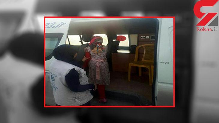 دختر 9 ساله کرمانشاهی مجبور بود به خواسته های عموی پلیدش تن دهد / او یتیم بود ! +عکس