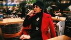 تیپ خانم بازیگر ایرانی در رستورانی در خارج از کشور+عکس