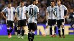 نگرانی شدید بارسا از صعود آرژانتین به پلی آف
