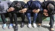 دستگیری  شکارچیان غیرمجاز  در فیروزکوه