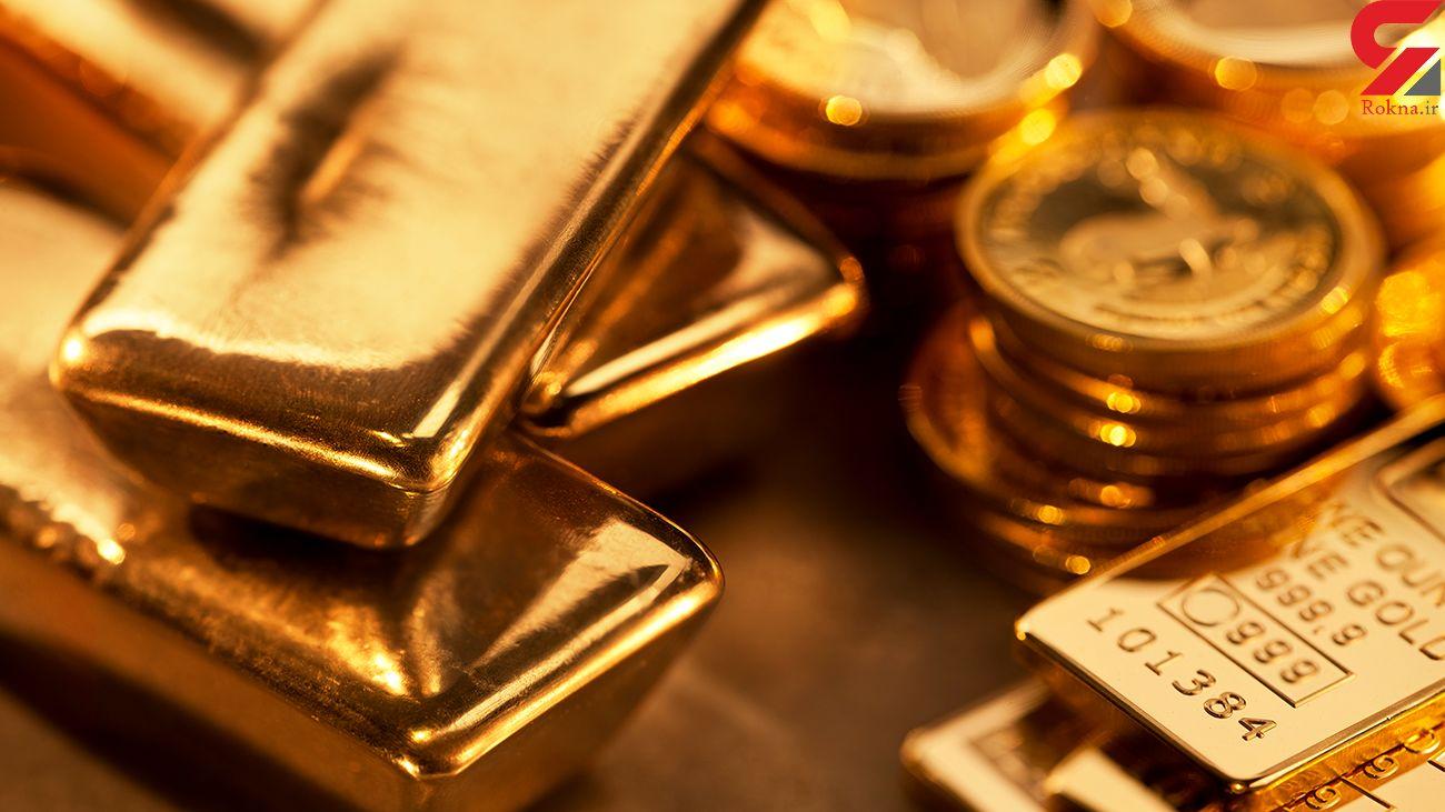 قیمت جهانی طلا امروز شنبه 25 مرداد