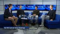 «هاشمیان» کارشناس ورزشی شبکه تلویزیونی هامبورگ