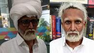 اقدام عجیب مرد هندی برای خروج از کشور+عکس