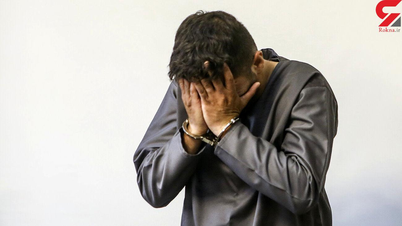 بازداشت دزد سابقه دار مغازه های آبادان